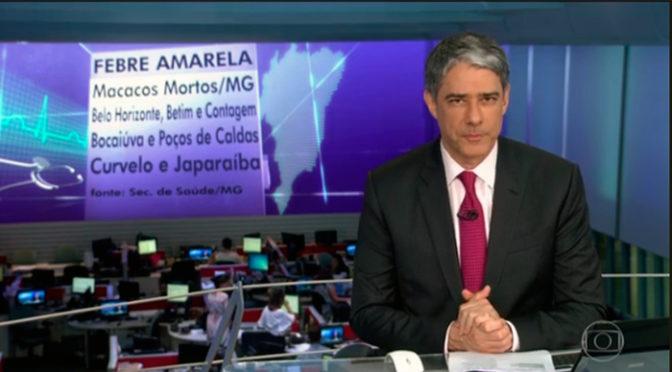 Febre amarela midiática: a doença como um produto jornalístico