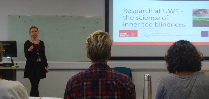 Estudo de comunicação de ciência: O que ocorre em seguida? Experiências na University of the West of England (UWE)