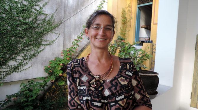 Neide Rigo: Hortas comunitárias fazem o papel de verdadeiras guardiãs de saberes e culturas
