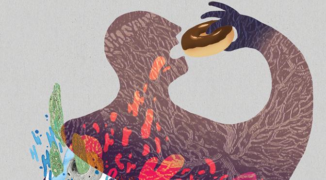 Como a dieta ocidental tirou a nossa evolução dos trilhos