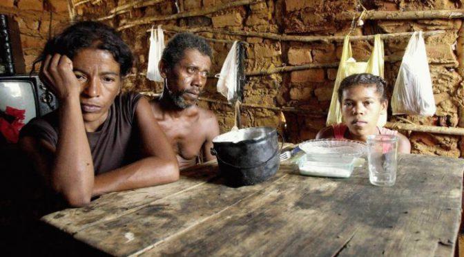 O enigma da fome: vamos conseguir superá-lo?