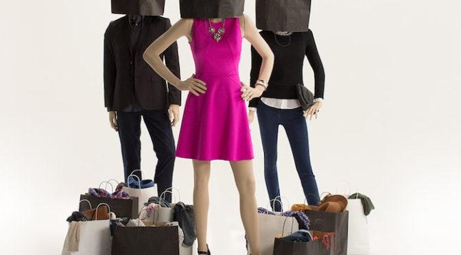 A moda descartável