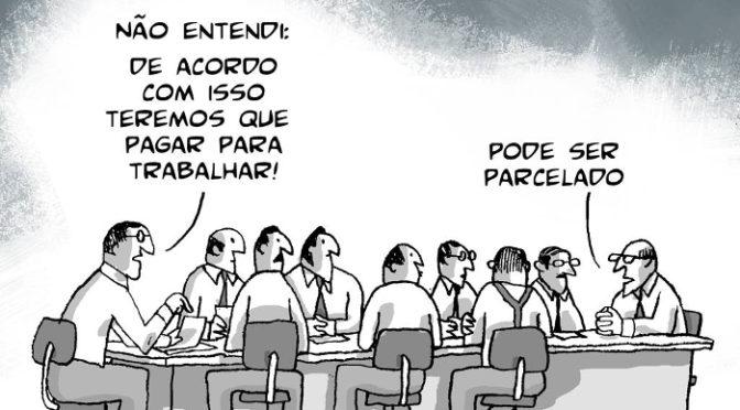 """A """"nova informalidade"""" do mundo do trabalho – Aspectos da reforma trabalhista no Brasil"""