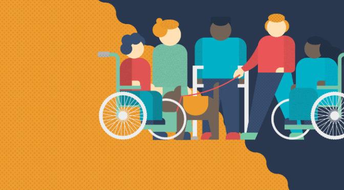Ações para promoção da inclusão das pessoas com deficiência nas organizações de trabalho