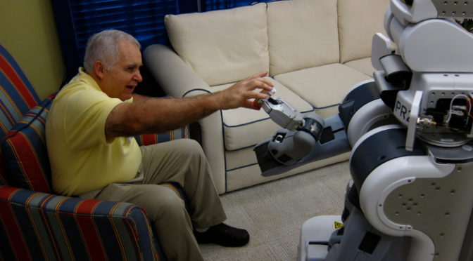 Automação é destino: um mundo envelhecido precisa de robôs