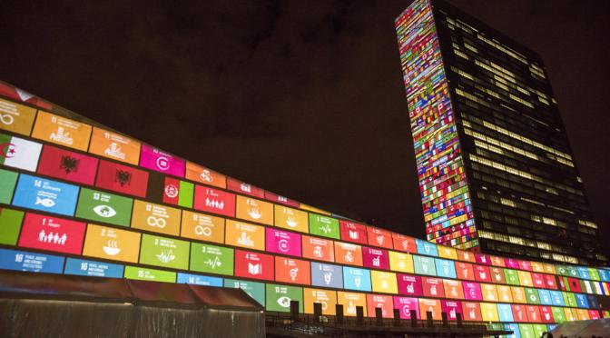 Cátedras Unesco e os desafios dos Objetivos de Desenvolvimento Sustentável