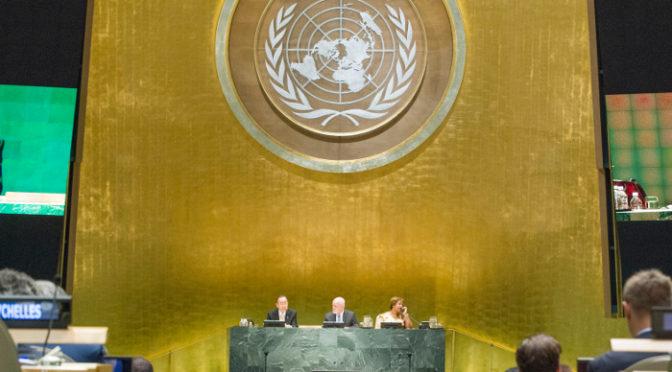 Uma breve história (não gloriosa) das Nações Unidas