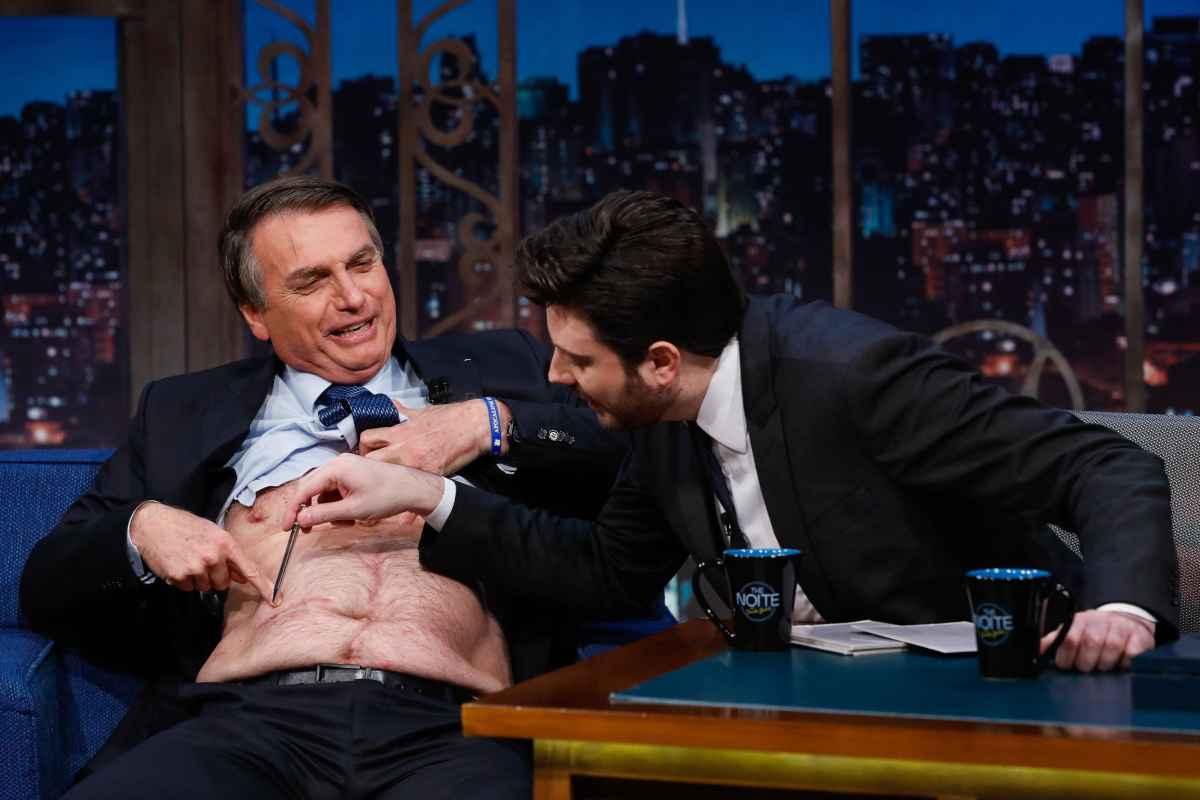 Bolsonaro e a TV
