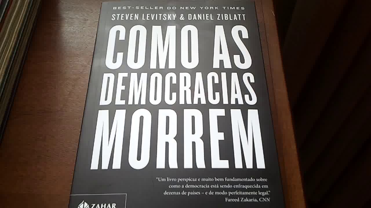 'Como as democracias morrem': um novo jeito de implantar ditaduras no século XXI