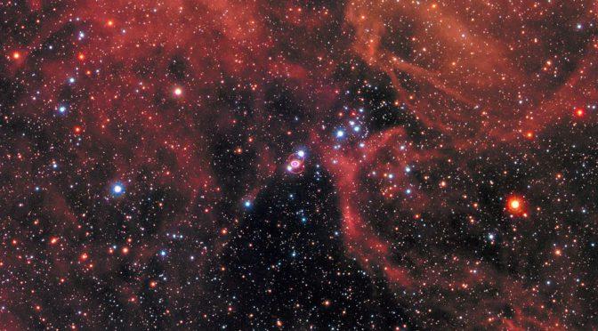 Uma única teoria que explica (quase toda) a matéria do universo
