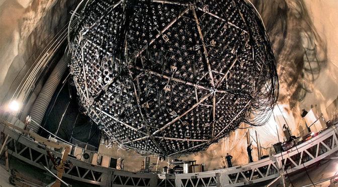 Clique aqui para ler todo o conteúdo do dossiê Neutrinos