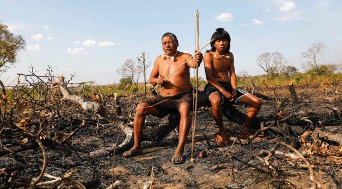 Como populações tradicionais ao redor do mundo percebem e são afetadas pelas mudanças climáticas?