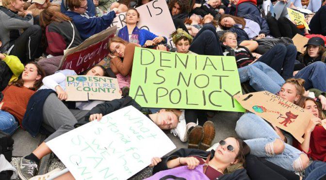 Ativismo climático: uma possibilidade de futuro em meio ao caos