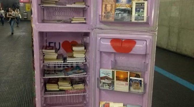 Iniciativas diversas procuram criar hábito de leitura em um país que lê pouco