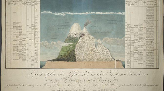 Dos primeiros cientistas exploradores aos jornais atuais: como nascem os infográficos?