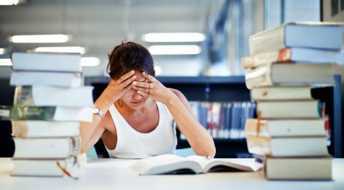 Acadêmicos, entre o desejar e o pontuar