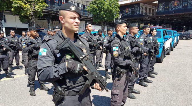 O suicídio e os profissionais de segurança pública