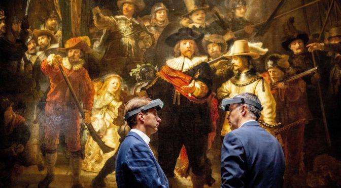 Sem amarelar, desbotar ou escurecer: a ciência a serviço da arte no restauro e conservação de obras artísticas