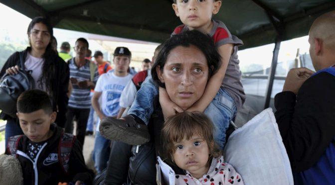 Crise atual de refugiados é a maior desde 1949
