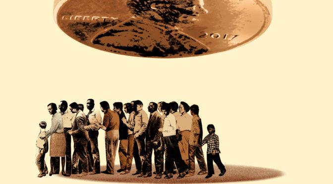 Correntezas da morte: imigração e neoliberalismo