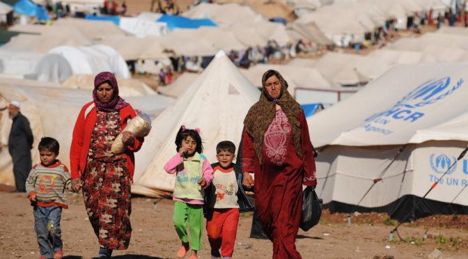 Clique aqui para ler todo o conteúdo do dossiê Refugiados