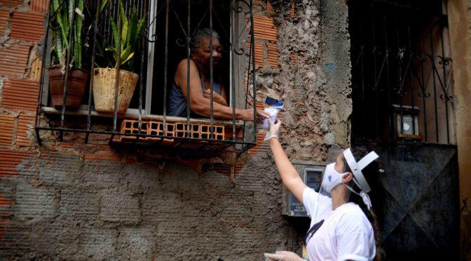 O geronticídio no Brasil da pandemia