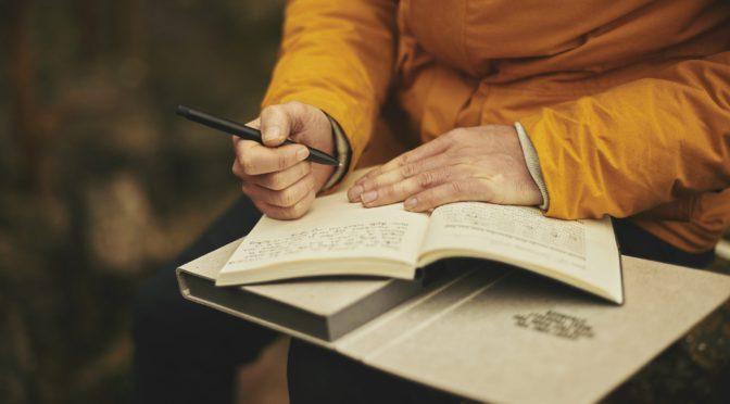 Expressão, reflexão e significação: a escrita como aliada da saúde