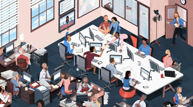 De pandemia, quarentena, virtualização e home office