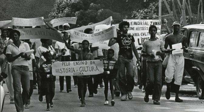 A perspectiva negra decolonial brasileira: insurgências e afirmações intelectuais