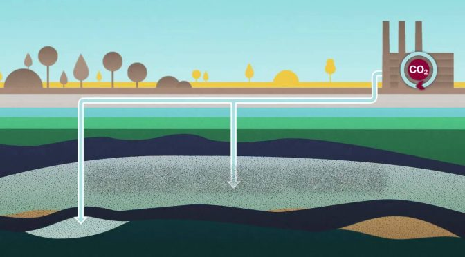 Rochas podem ser opção para armazenar dióxido de carbono e conter aquecimento global