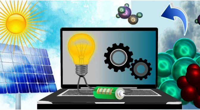 Ciência computacional de materiais e química aplicada no desenvolvimento de materiais para novas energias