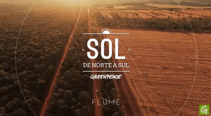O documentário 'Sol de norte a sul'