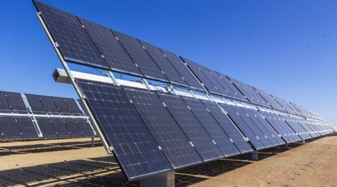 No setor energético, o sol é a luz no fim do túnel
