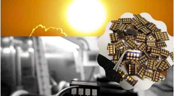 Desafios e oportunidades para o desenvolvimento de células solares fotovoltaicas emergentes