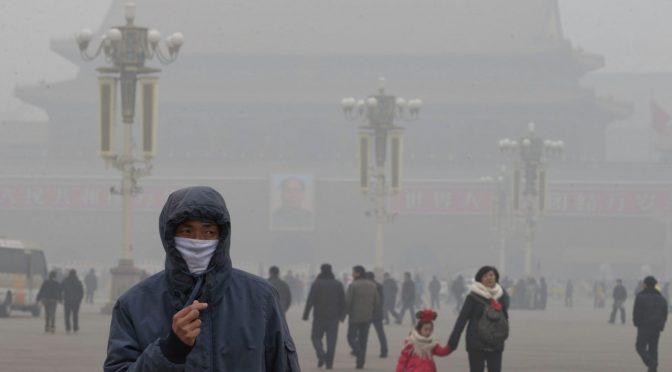 Testemunhos sobre as medidas de contenção da poluição na China