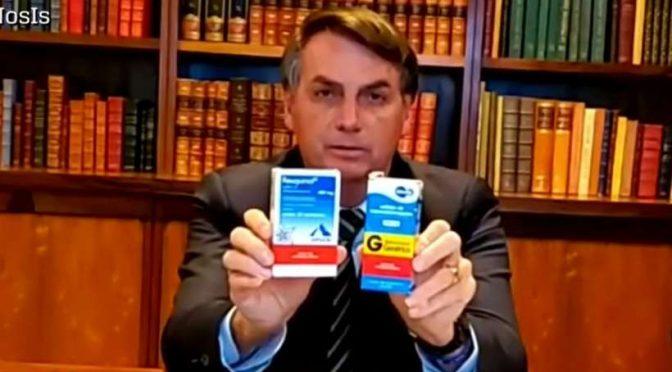 A guerra contra a ciência de Bolsonaro: estilhaçando o mito da Janela de Overton