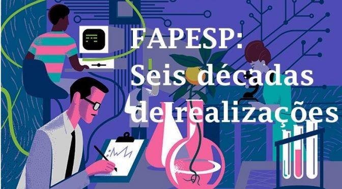 """Fapesp lança primeiro fascículo digital do livro """"Fapesp 60 anos: Ciência, cultura e desenvolvimento"""""""