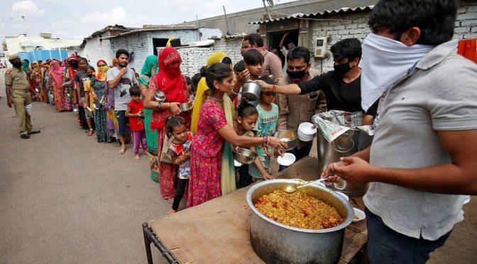 A fome dentro do atual contexto global