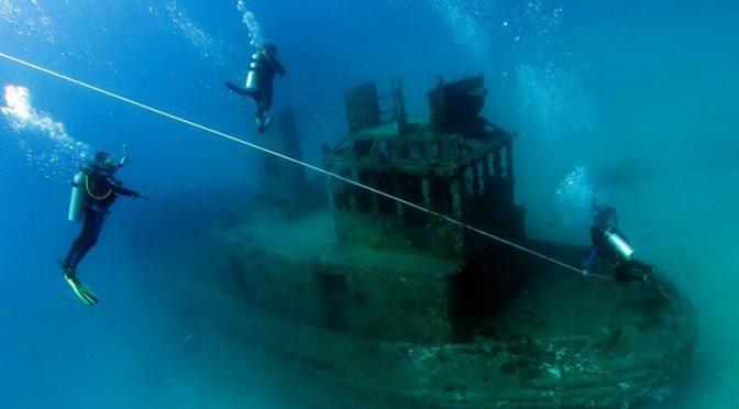 Patrimônio cultural submerso: Lei antiga prejudica preservação